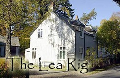 Lea Rig - Newtonmore, scottish highlands, monarch of the glen, highland accommodation, aviemore, cairngorm national park, scottish holiday.