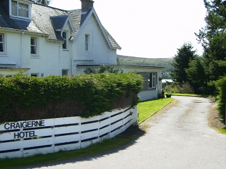 craigerne house - Newtonmore Self Catering