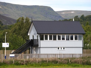 signal_box - Newtonmore, scottish highlands, monarch of the glen, highland accommodation, aviemore, cairngorm national park, scottish holiday.