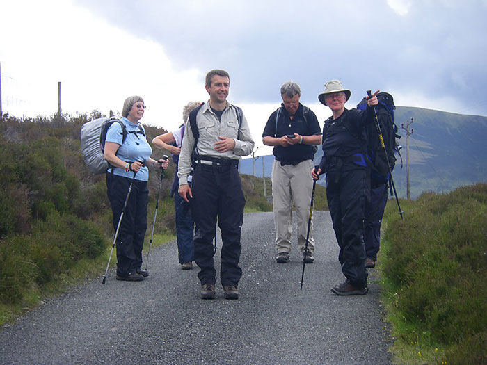 Local walks in Newtonmore