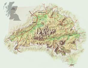 cairngorm-national-park-map