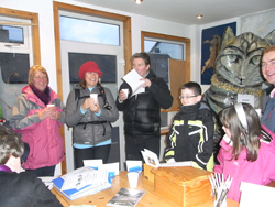 Newtonmore New Years Day Wildcat Trail Walk