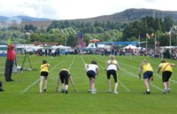 Highland Games Newtonmore